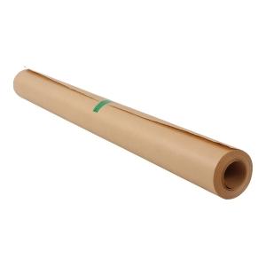 Indpakningspapir Fidele håndruller 60 g 88 cm x 50 m brun