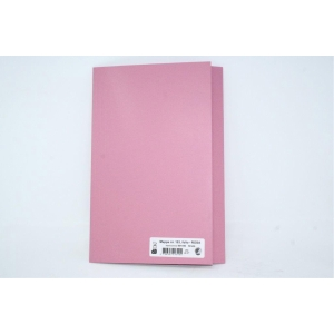 Chartek Lyreco, 1 klap, folio, rosa