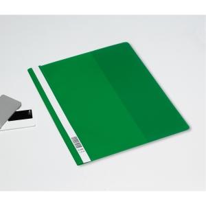 Tilbudsmappe Bantex, A4+, grøn, pakke a 25 stk.