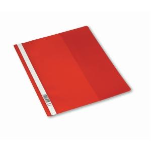 Tilbudsmappe Bantex, A4+, rød, pakke a 25 stk.