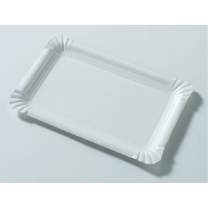 PK250 PLATE F/SAUSAGES WH