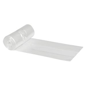 Plastposer ld 60 x 85 cm klar - rulle a 40 stk plastposer