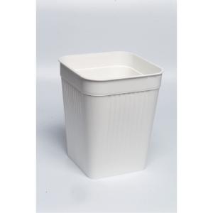 Papirkurv Orth, 14 L, hvid