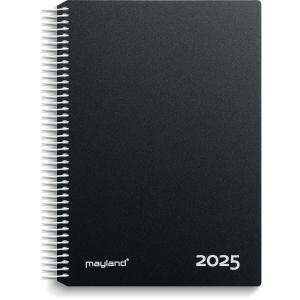 MAYLAND 2180 00 TIMEKALENDER 2020 1 DAG OPSKUMMET PP SORT