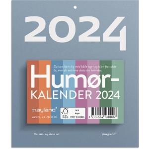 Blokkalender Mayland 2600 00, dag, 2020, 10,1 x 6,6 cm