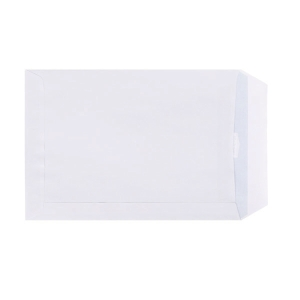 CART 500 ENVELOPES C5p B/PROFILE WHITE