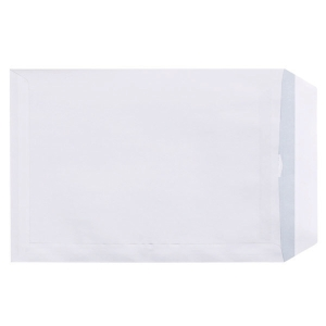 CART 500 ENVELOPES C4p B/PROFILE WHITE