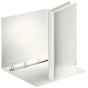 ESSELTE A4 WHITE 4O-RING PRESENTATION BINDER 16MM