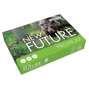 Multifunktionspapir New Future Premium, A3, 80 g, 5 x 500 ark