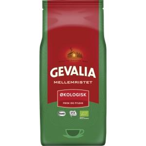 Kaffe Gevalia økologisk filterkaffe 400 gram