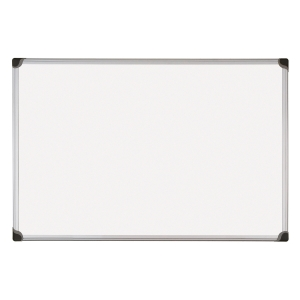 WHITEBOARD BI-OFFICE STÅLKERAMISK 30 X 21 CM