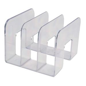 Katalogholder Durable TREND, 3 fag, transparent