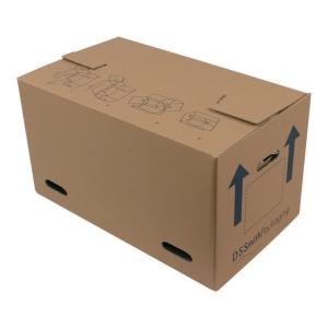 POSTAL C/BOARD BOX 540X370X400MM