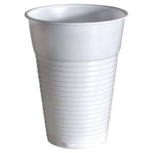 PLASTIC CUPS 210ML - PACK OF 100
