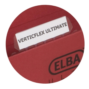 Faner Bantex hængemapper 1,5 x 6 cm pakke a 25 stk