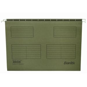 Hængemapper Bantex A4 v-bund pakke a 25 stk