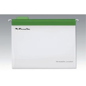 Hængemappe Esselte Easyview A4 grøn æske a 10 stk