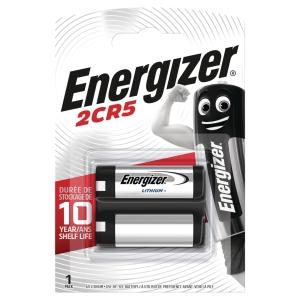 Batteri Energizer 2CR5, lithium, 6V