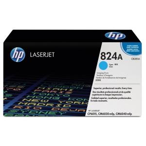 Tromle HP CB385A laser image cyan