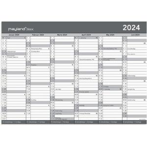 KALENDER MAYLAND 2685 00 BASIC A3 KONTORKALENDER