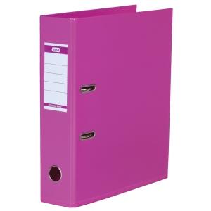 Brevordner Elba Strong-line, A4, 8 cm, pink