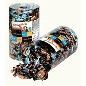 Chokolade Mars Miniature Mix, 3 kg