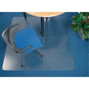 FLOORTEX CHAIRMAT 120X150 RECT 3MM PVC