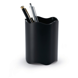 DURABLE TREND PEN POT BLACK