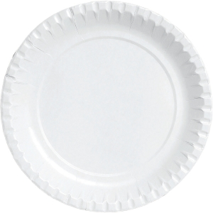 Tallerkener Duni coated diameter 18 cm pose a 100 stk
