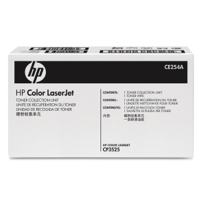 Spild toner HP CE254A toner CP3525