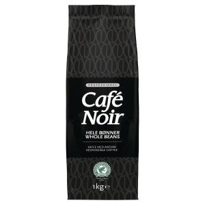 Kaffe Cafe Noir hele bønner 1 kg