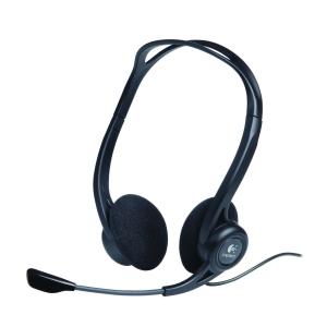 Headset Logitech PC960 USB