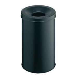 Papirkurv Durable brandsikker, 30 L, metal