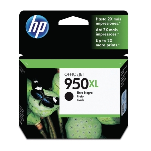 HP 950XL CN045AE OFFICEJET INK CARTRIDGE BLACK