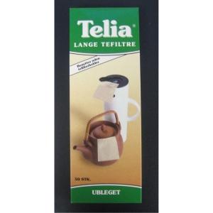 Tefilter Telia, lang, pakke a 50 stk.
