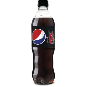 Sodavand Pepsimax pet 0,5 l pakket a 24 stk - pris inkl pant