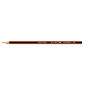 BX12 STAEDTLER NORIS 144-1 PENCIL ORGE