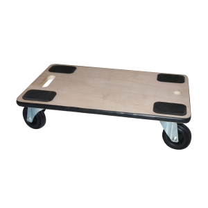 SAFETOOL 3799 WOODEN PLATFORM CART