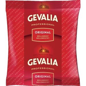 Filterkaffe Gevalia Professionel catering, 64 poser a 65 g