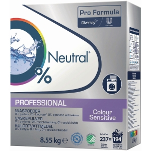 NEUTRAL WASHING POWDER 15 KG