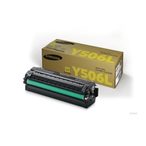 SAMSUNG CLT-Y506L/ELS TONER CARTRIDGE YELLOW