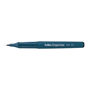 Fineliner Artline Ergoline 3400 sort