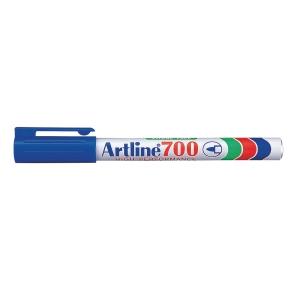 Permanent marker Artline 700, 0,7 mm blå