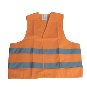 Sikkerhedsvest Viso orange str. xl