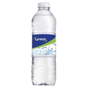 Vand Lyreco 0,5 liter pakket a 20 stk - pris inkl. pant