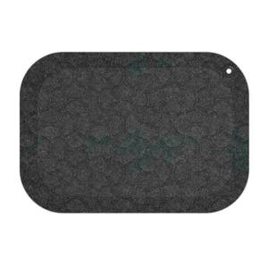 Ståmåtte StandUp, 53 x 77 cm, sort
