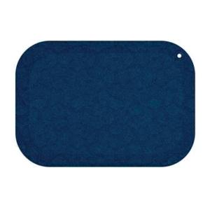 STANDUP FLOOR MATT 53X77CM BLUE