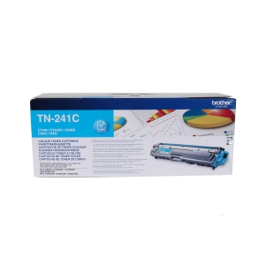 Lasertoner Brother TN241C 1.400 sider cyan