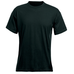 T-shirt Kansas Acode Heavy, sort, str. XL