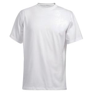 T-shirt Kansas Acode Heavy hvid xl